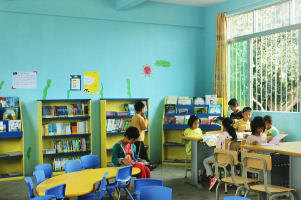 小学图书馆